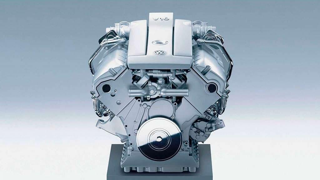 Volkswagen Concept D с турбодизелем V10 TDI