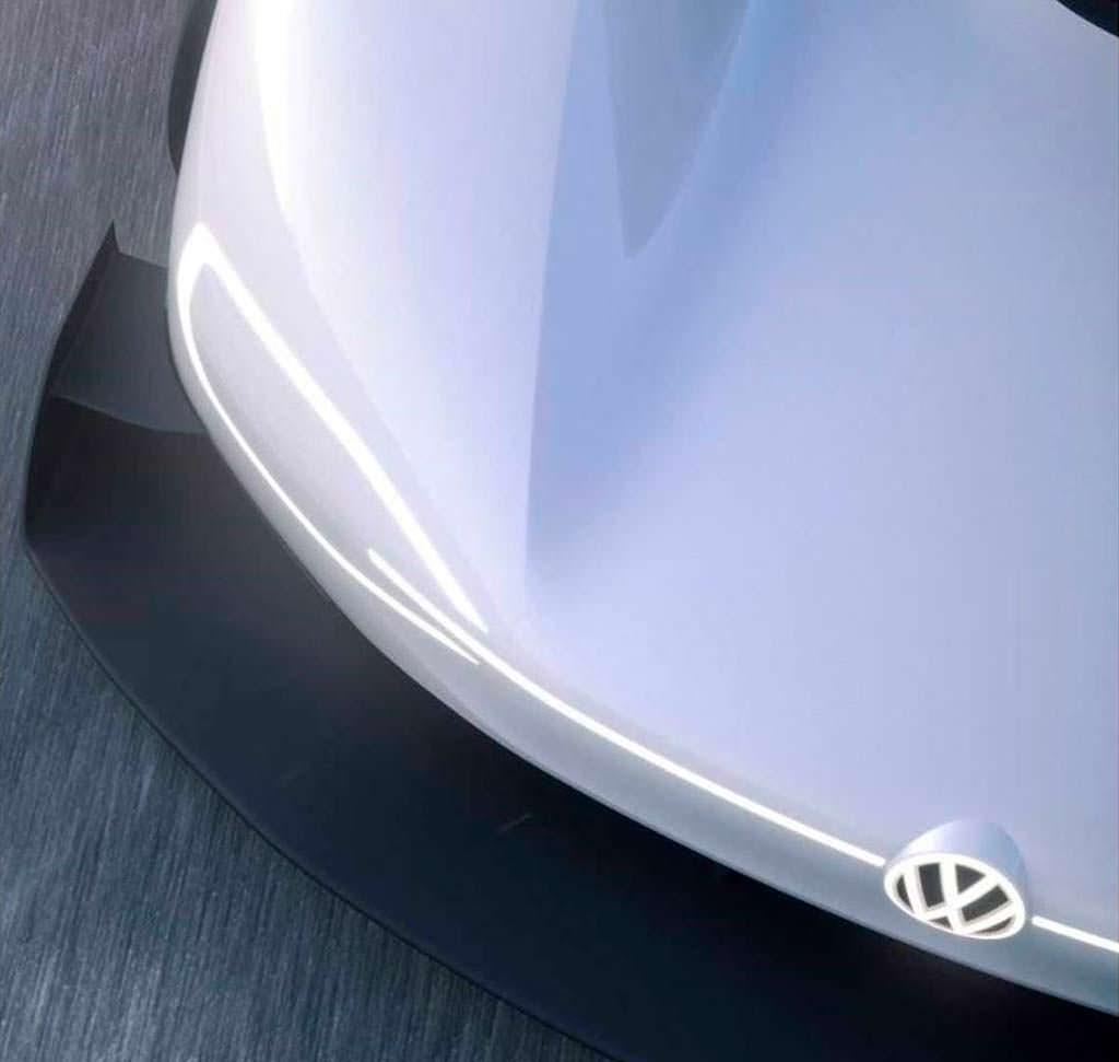 Дизайн Volkswagen I.D. R Pikes Peak