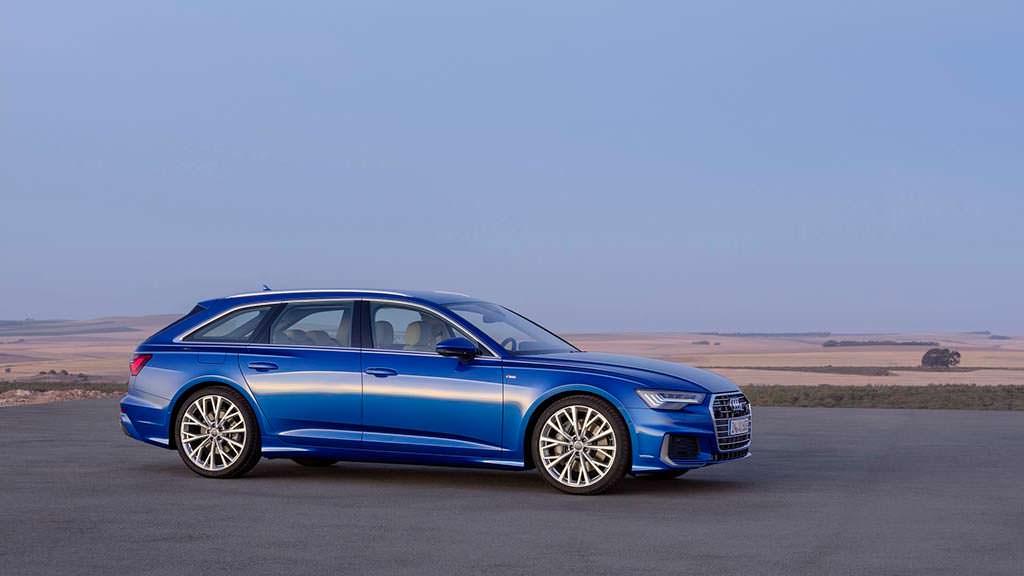 Audi A6 Avant C8