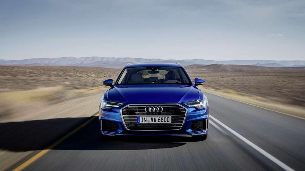 Универсал Audi A6 Avant C8