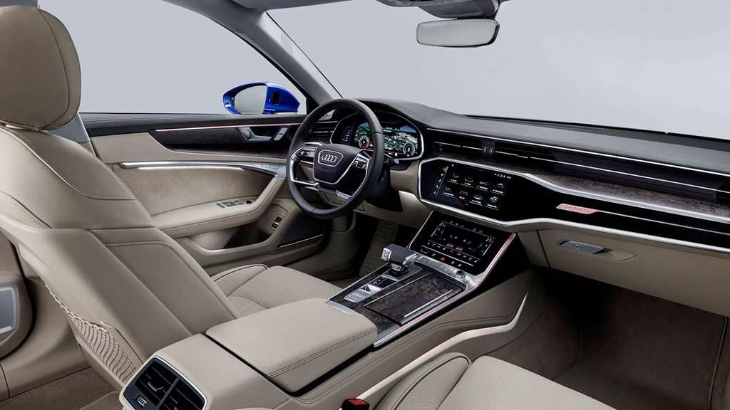 Фото внутри Audi A6 Avant 2019