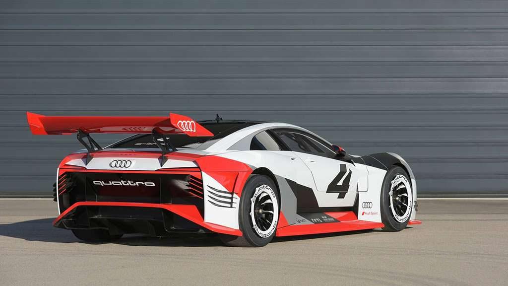 Фото Audi E-Tron Vision Gran Turismo