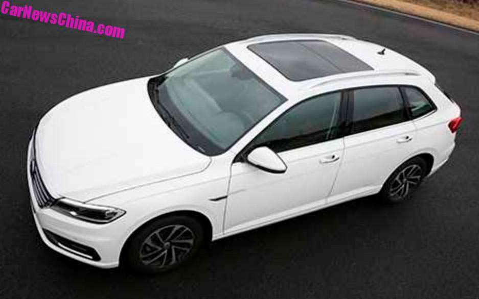 Универсал Volkswagen Grand Lavida Plus для Китая