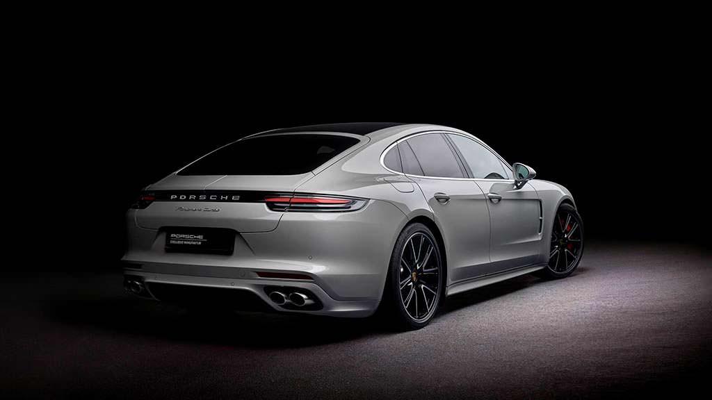 Особая Panamera Turbo от Porsche Exclusive Manufaktur