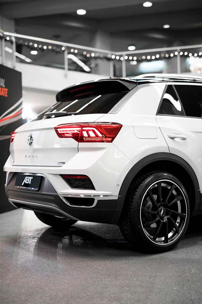 Тюнинг Volkswagen T-Roc от ABT Sportsline