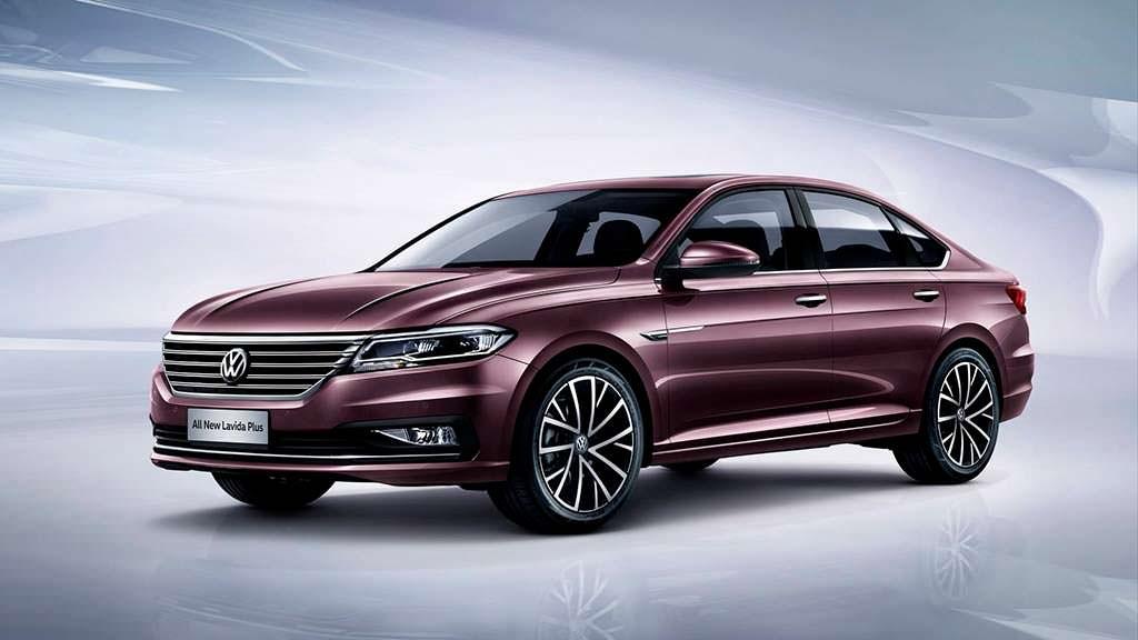 Новый седан Volkswagen Lavida Plus