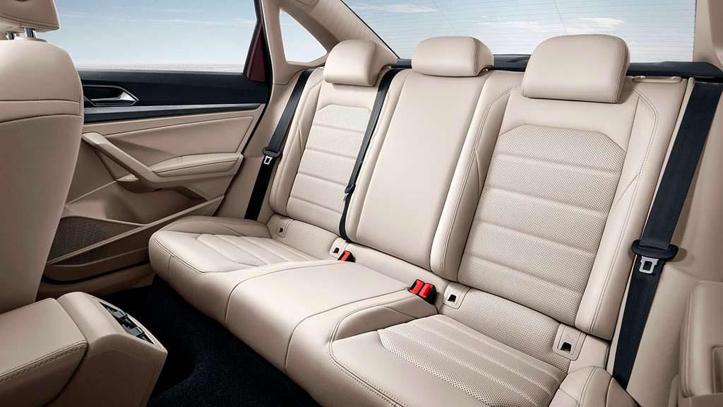 Задний диван Volkswagen Lavida Plus