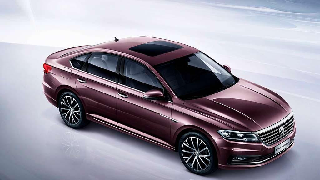 Компактный седан Volkswagen Lavida Plus