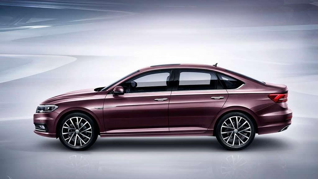 Новый Volkswagen Lavida Plus
