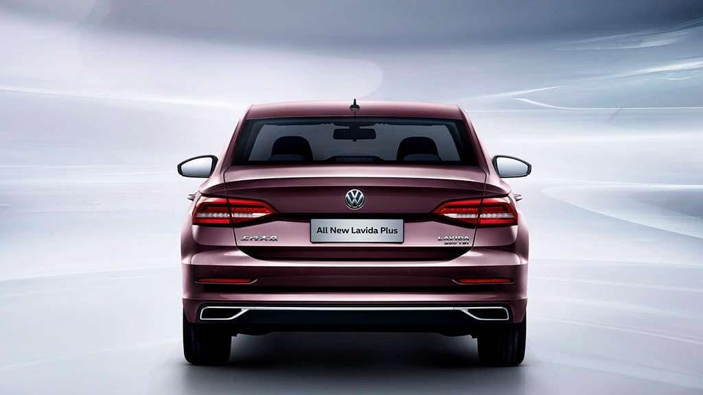 Volkswagen Lavida Plus третьего поколения