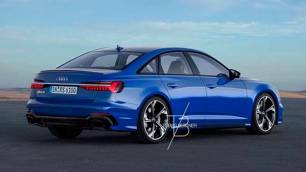 Audi RS6 C8 Sedan от Тобиаса Бюттнера
