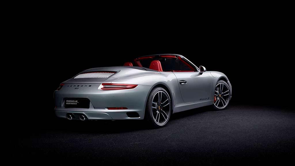 Porsche 911 S Cabrio от Porsche Exclusive