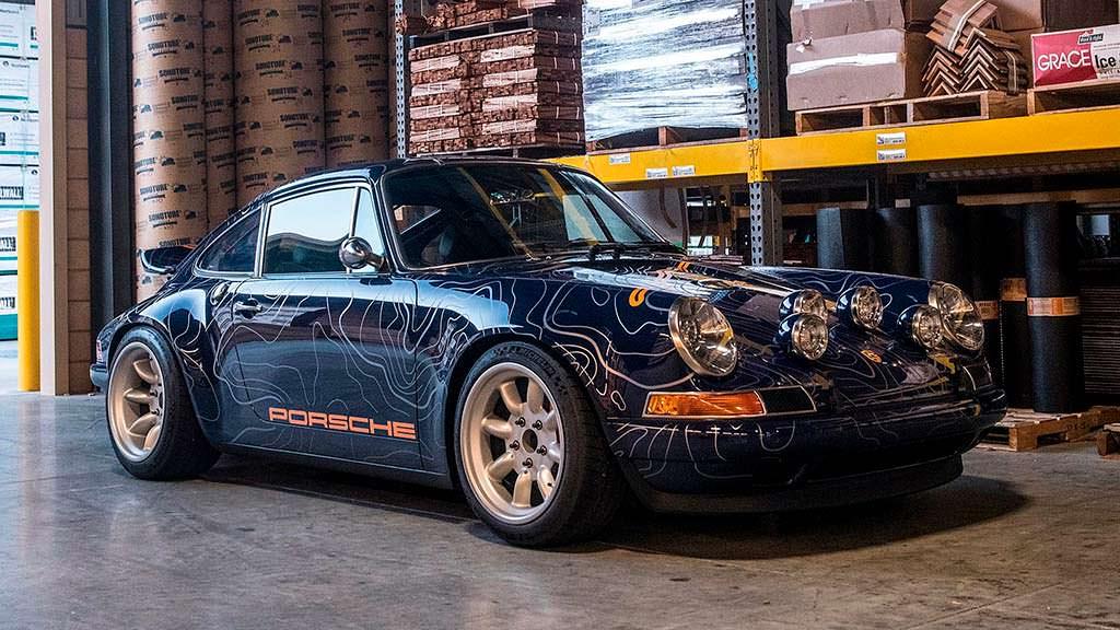 Классическая Porsche 911 от Singer