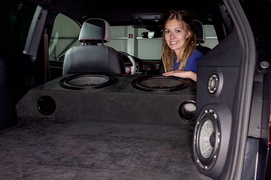Премиальная аудиосистема Volkswagen Golf GTI Next Level