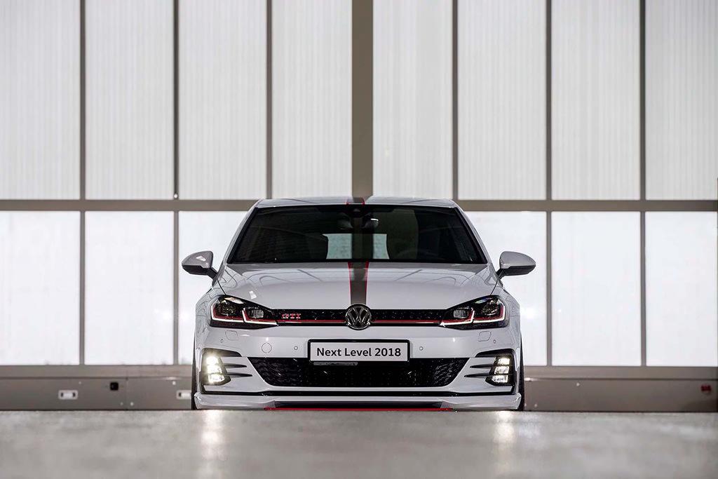 Хэтчбек Volkswagen Golf GTI Next Level