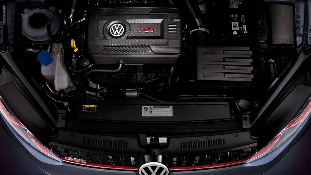 Двигатель 2.0 TSI Volkswagen Golf GTI TCR Concept