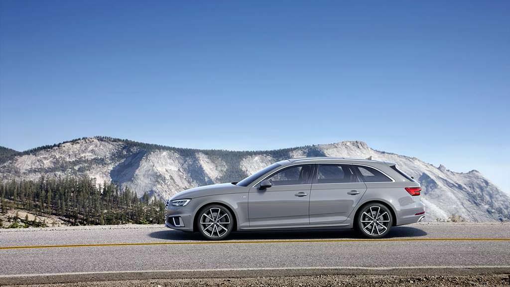 Новая Audi A4 Avant 2019