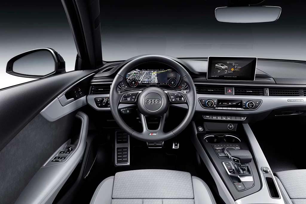 Фото салона Audi A4 2019