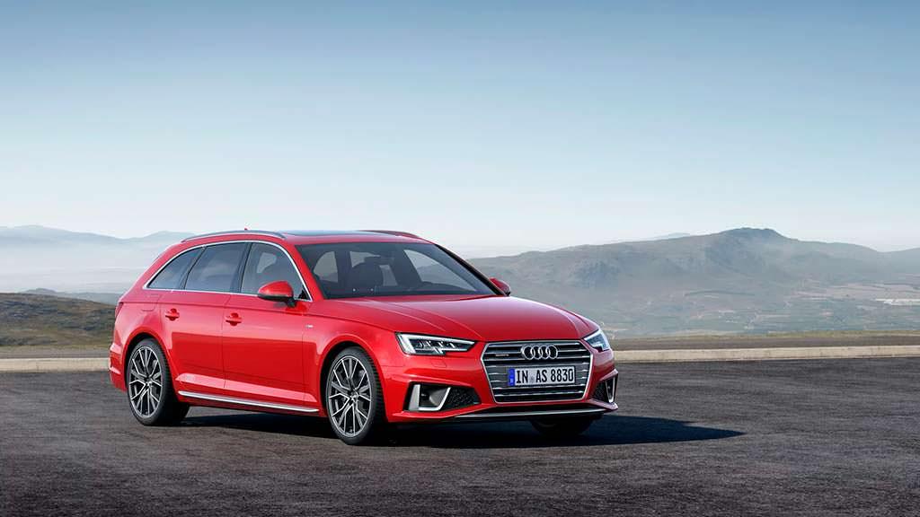 Audi A4 Avant S-Line 2019