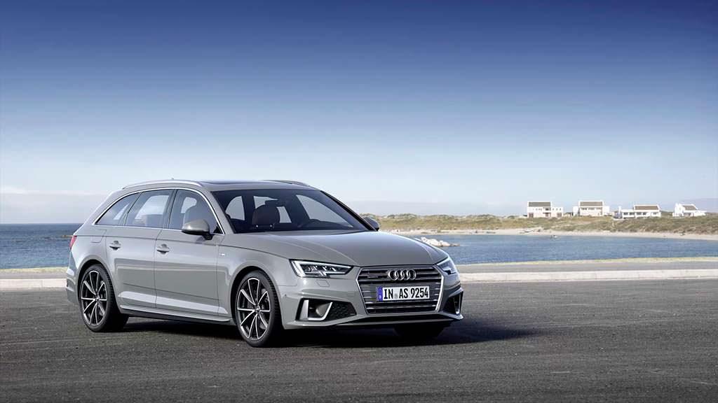 Универсал Audi A4 Avant B9