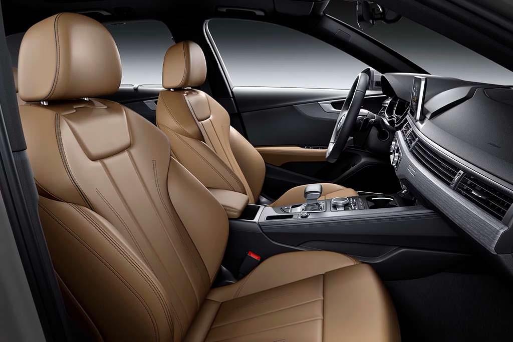 Салон Audi A4 Avant B9