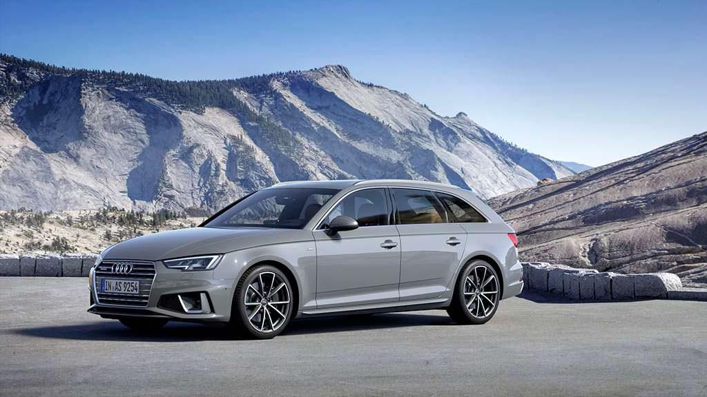 Audi A4 Avant B9 2019