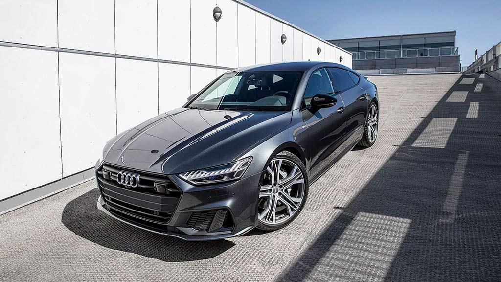2018 Audi A7 Sportback от Auditography