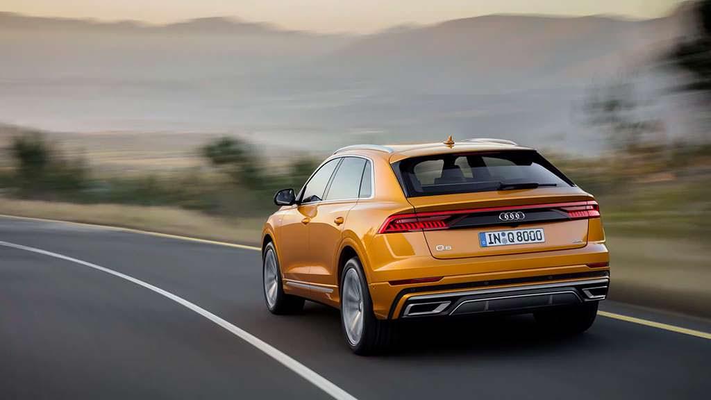Audi Q8 - ответ BMW X6