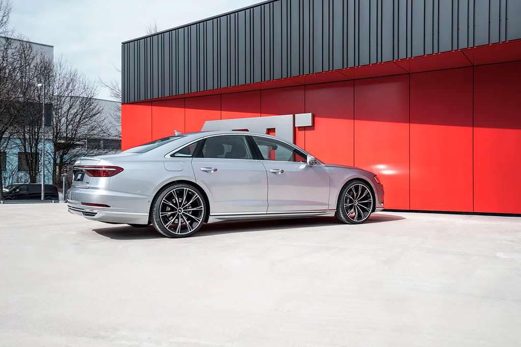 Audi A8 50 TDI от ABT Sportsline