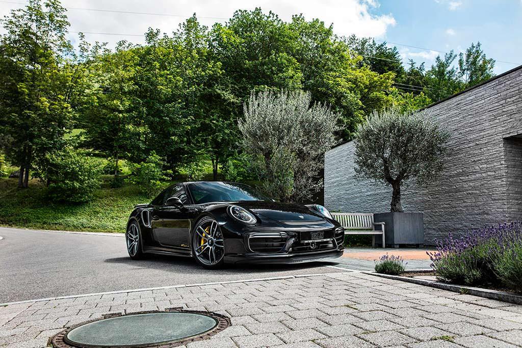 Porsche 911 Turbo S GTsport. 1 из 30