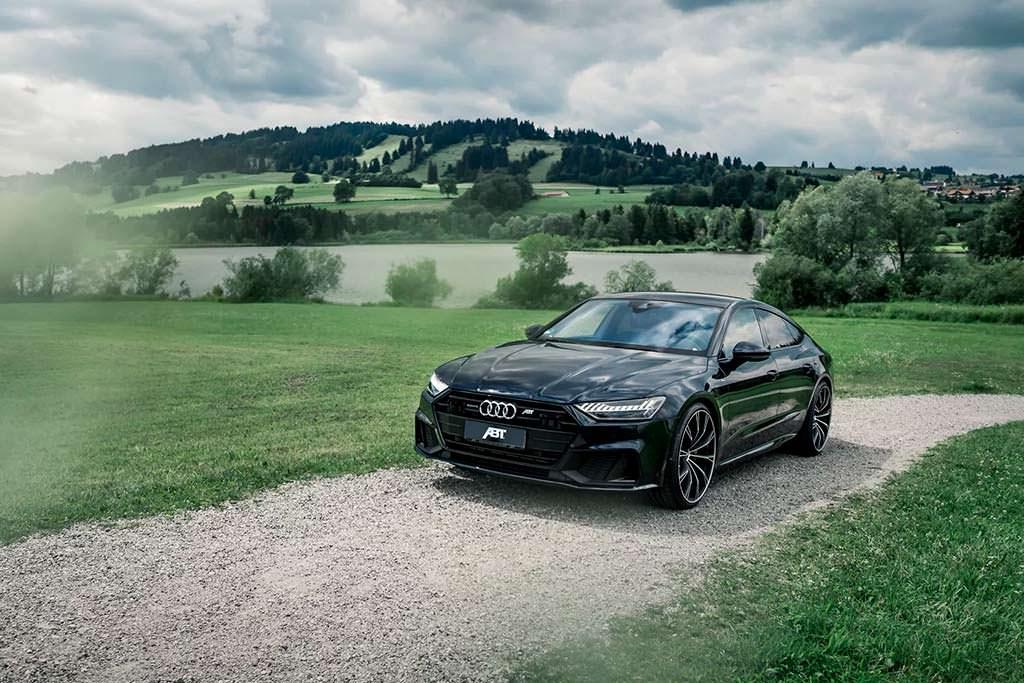 Тюнинг Audi A7 V6 TFSI от ABT Sportsline