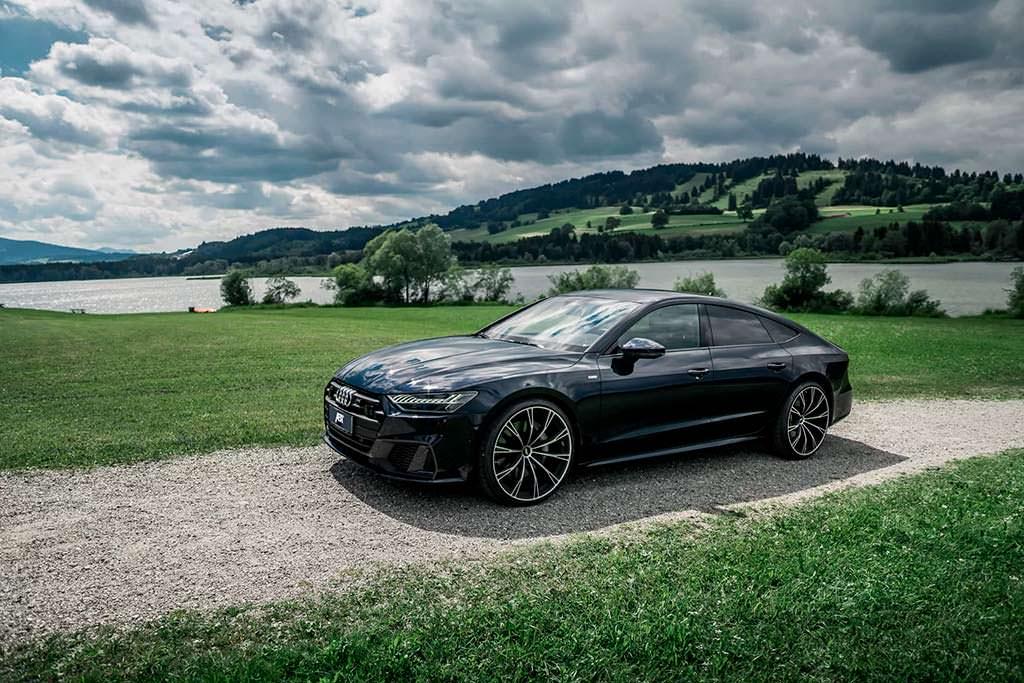 Новая Audi A7 V6 TFSI. Тюнинг от ABT Sportsline