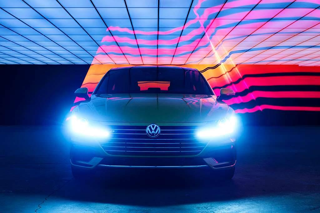 2019 Volkswagen Arteon для рынка США