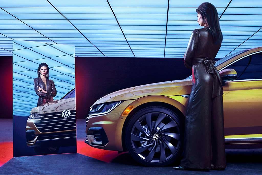 Volkswagen Arteon. Фото Дугласа Сондерса
