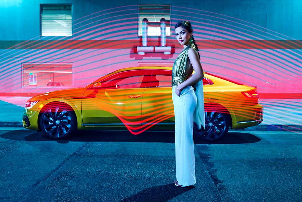 Американский Volkswagen Arteon. Фото Дуглас Сондерс
