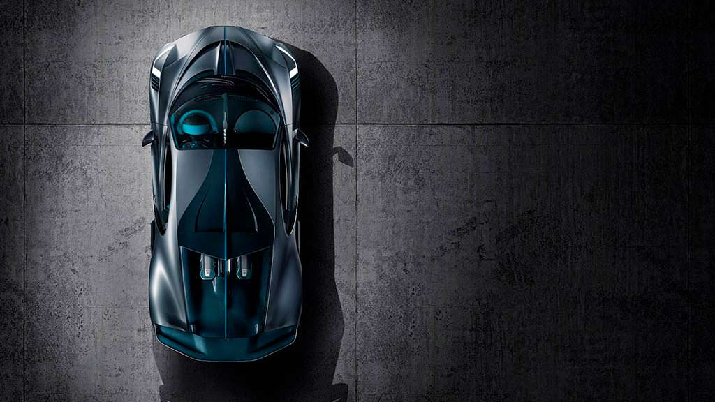 Bugatti Divo. Максимальная скорость 380 км/ч