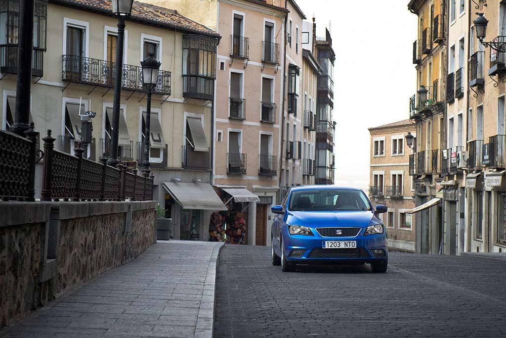 Компактный седан SEAT Toledo