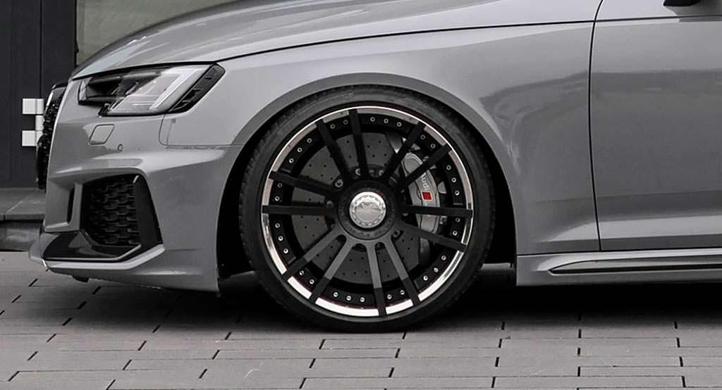 20-дюймовые колеса Audi RS4 Avant от Wheelsandmore