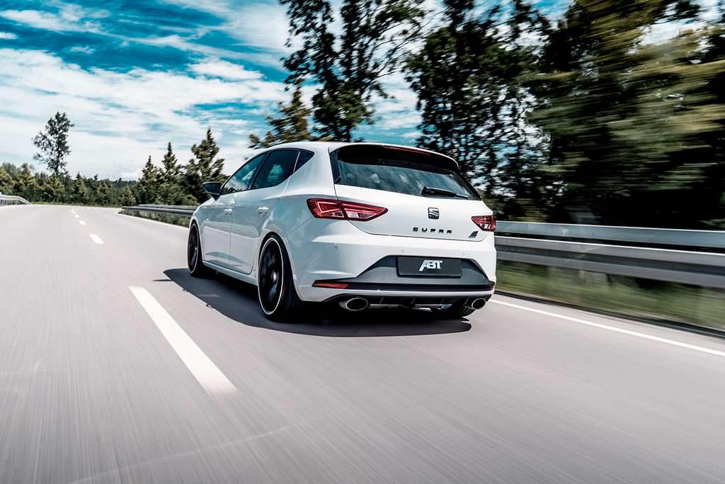 Тюнинг SEAT Leon Cupra от ABT Sportsline
