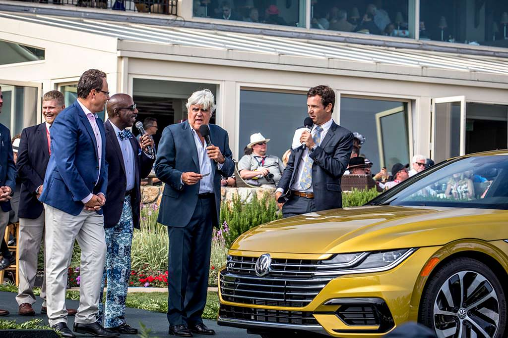 Volkswagen Arteon R-Line SEL Premium на благотворительность