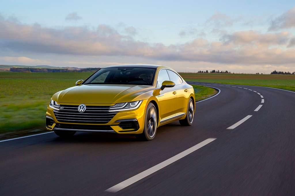 Новый Volkswagen Arteon R-Line SEL Premium