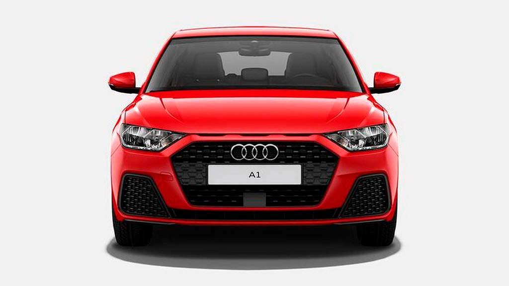 Самая дешевая Audi A1 второго поколения