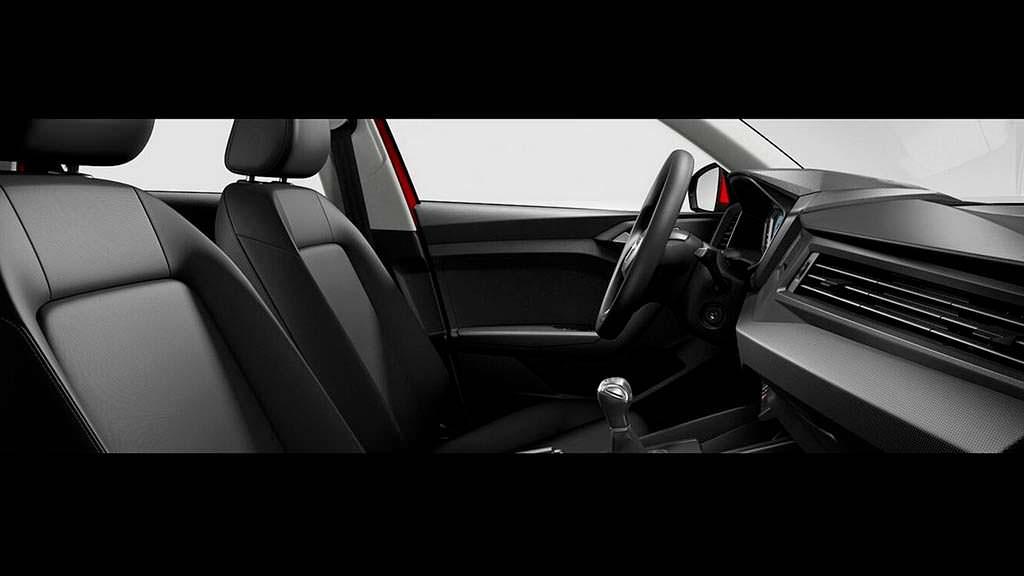 Фото салона самой дешевой Audi A1