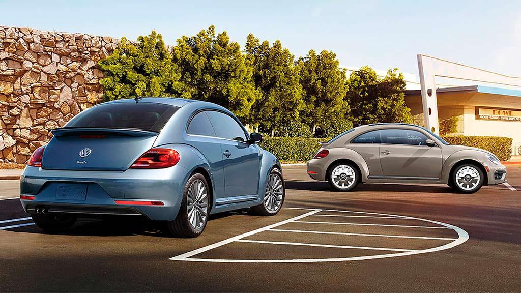 Последний Volkswagen Beetle Final Edition