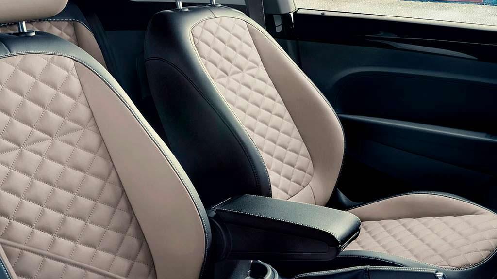 Фото внутри Volkswagen Beetle Final Edition 2019