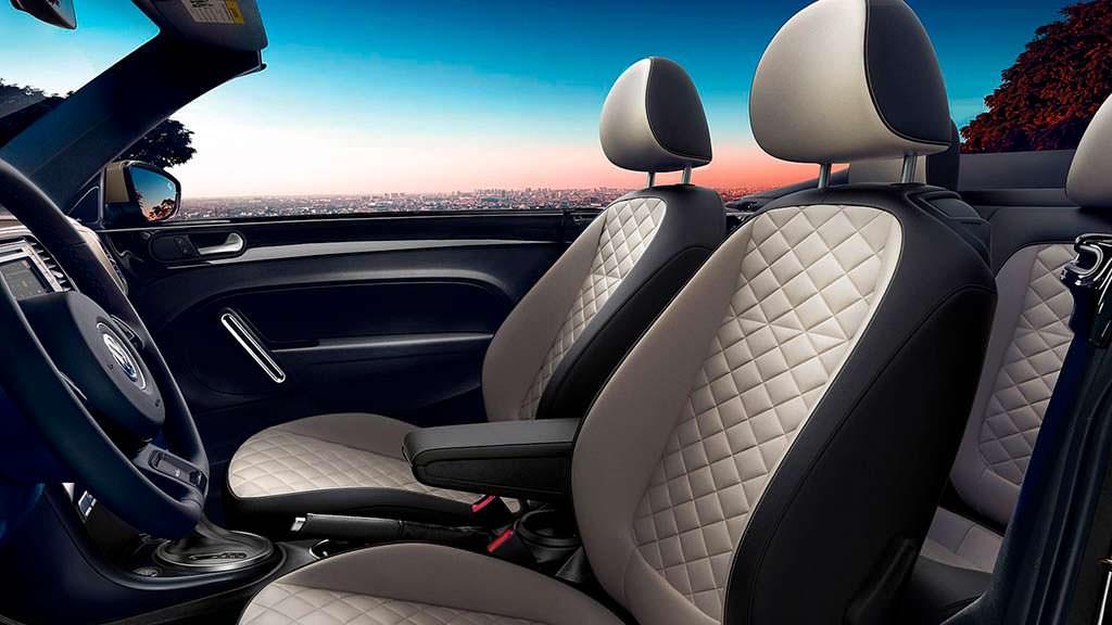 Фото салона Volkswagen Beetle Final Edition 2019