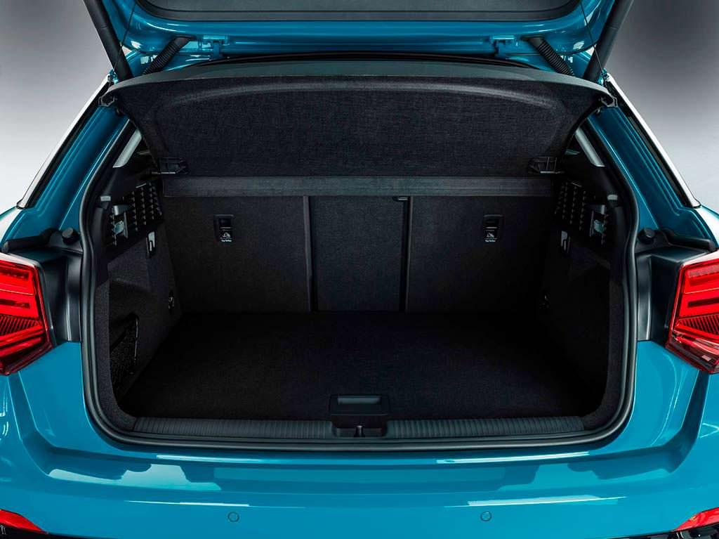 Багажник Audi Q2 L для китайского рынка