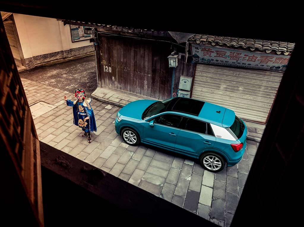Китайский кроссовер Audi Q2 L