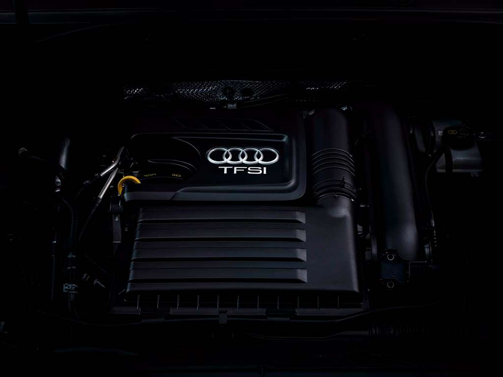 Двигатель 1.4 TFSI под капотом Audi Q2 L