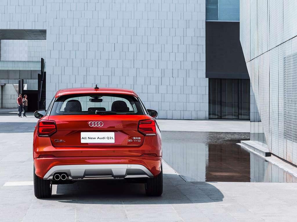 Китайская Audi Q2 L. Завод FAW-Volkswagen в Фошане
